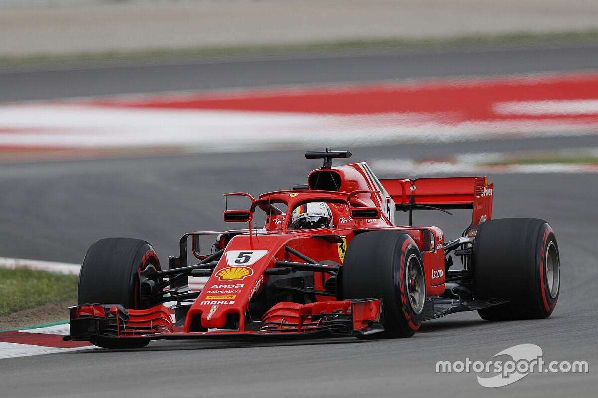 Ferrari: test al Mugello il 23 giugno con Leclerc e Vettel