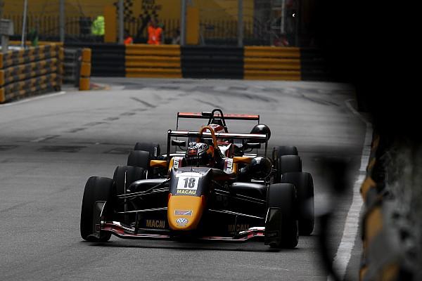 Daniel Ticktum gana en Macao una carrera con un final increíble