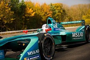 Formula E Son dakika Kobayashi, Hong Kong'da ilk Formula E yarışına çıkacak