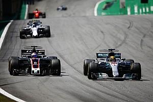 Fórmula 1 Declaraciones Hamilton 'Piloto del día' tras su remontada en interlagos