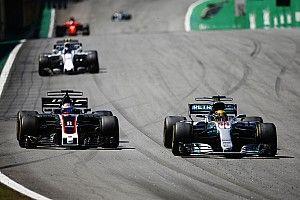 """Hamilton: Le DRS, un simple """"pansement"""" sur le """"défaut ultime"""" des F1"""