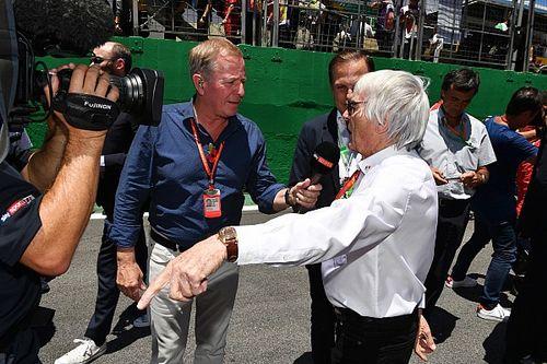 """Ecclestone: """"Hagamos una F1 totalmente eléctrica"""""""