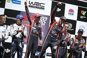 Neuville dan Hyundai menangkan WRC Australia