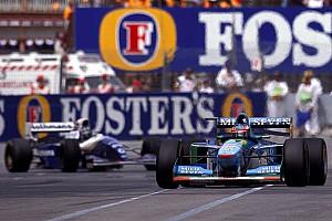 25 años del controvertido primer título de Michael Schumacher