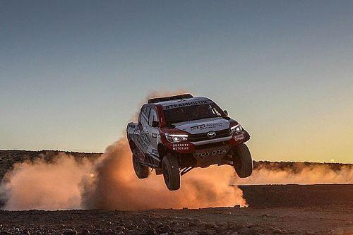 Dakar, Auto, Tappa 1: Al-Attiyah guida la doppietta Toyota!