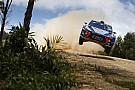 WRC Mikkelsen extendió su liderato sobre Meeke