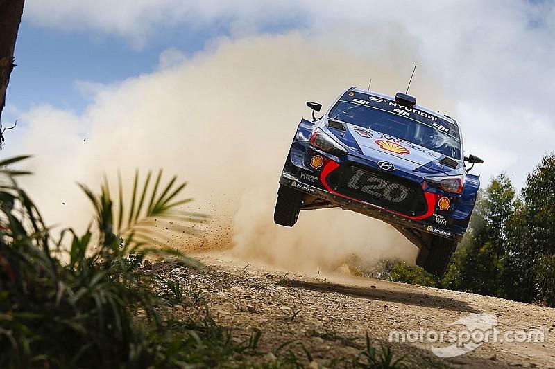 Fotogallery: le emozioni del Rally d'Australia, ultimo atto del WRC 2017