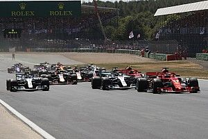 VÍDEO: Top 10 do GP da Grã-Bretanha