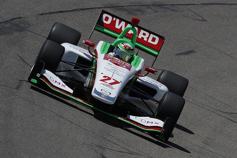 Iowa Indy Lights: O'Ward dominates, Herta beats Urrutia