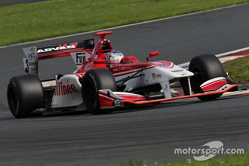 Cassidy hits out at Super Formula stewards over lapped cars