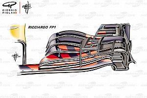 Технический анализ: зачем в Red Bull подрезали крылья своей машине
