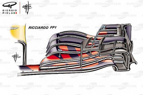 Frontflügel-Experimente: Red Bull verzweifelt am Renault-Motor