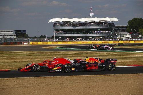 """La F1 veut un """"éventail d'options"""" face à Silverstone"""