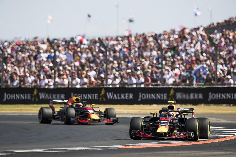 Ricciardo admite que Red Bull no está en la dirección correcta