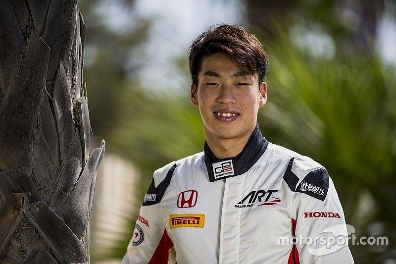 Fukuzumi combineert Formule 2 met Super Formula
