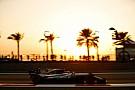 Nur vom Eisschrank abzukühlen: Hamilton brennt in Abu Dhabi