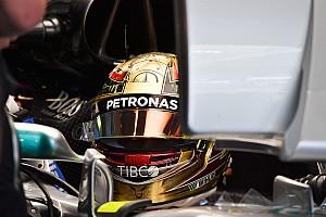 阿布扎比大奖赛FP2:汉密尔顿登上榜首