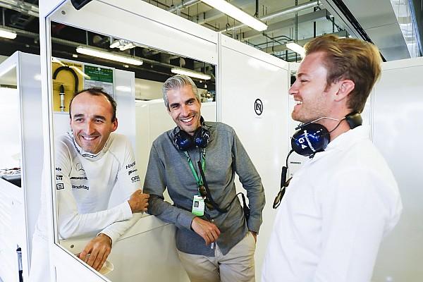 Rosberg deja el equipo de trabajo que gestiona la carrera de Kubica
