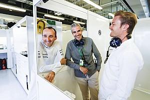 Rosberg mindentől függetlenül csodálja Kubicát