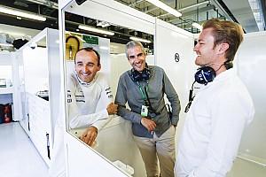 """Rosberg celebra: Kubica tem """"megacontrato"""" com a Williams"""