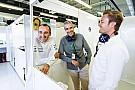 Rosberg a Williams csapatmenedzsere akart lenni?