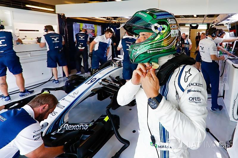 """Massa adalah """"acuan yang bagus"""" untuk Williams"""
