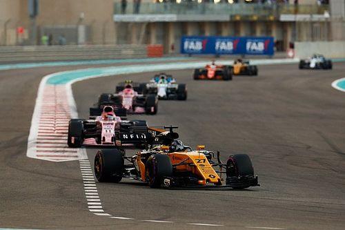 Force India обрушилась на судей за штраф Хюлькенбергу в Абу-Даби