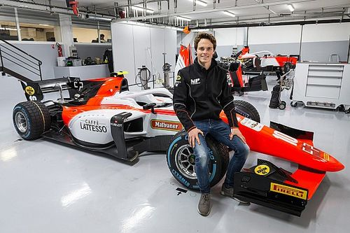 MP bevestigt Boschung voor komend Formule 2-seizoen