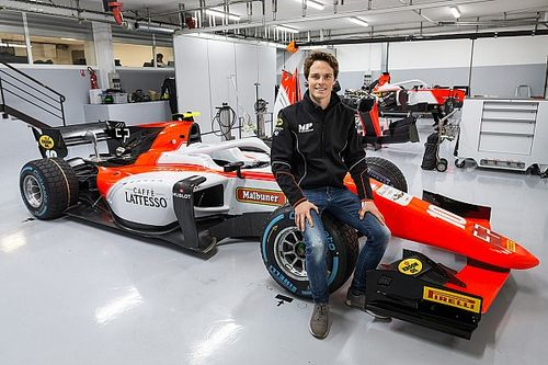 Ralph Boschung firma con MP Motorsport per il 2018
