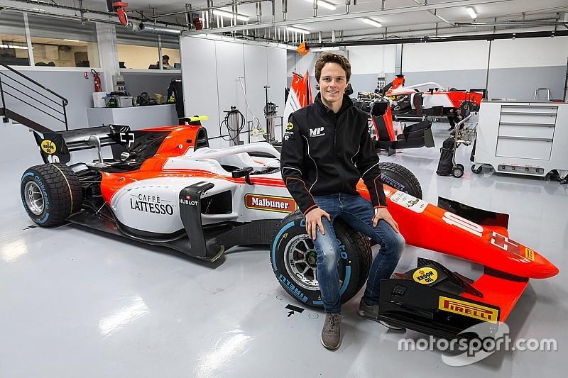 Boschung rempile avec MP Motorsport