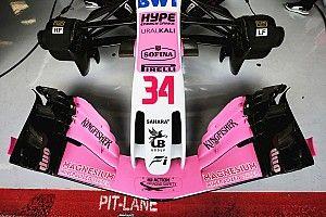 Los mejores memes del nuevo auto de Force India