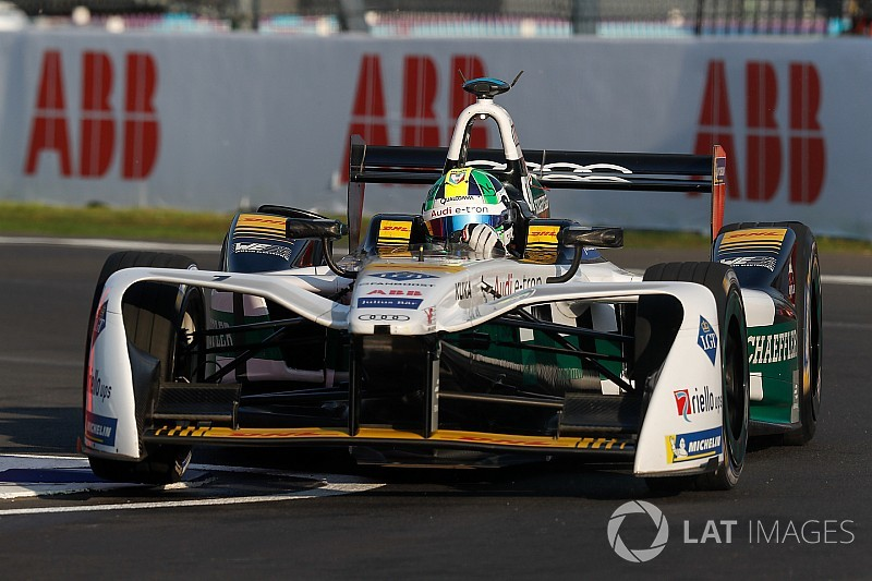Mexico City ePrix: Di Grassi tops both practice sessions