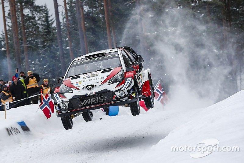 Fotogallery WRC: la seconda tappa del Rally di Svezia 2018