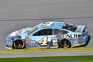 NASCAR Cup Breaking news NASCAR signs with Busch beer as Cup pole sponsor
