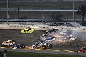 Wallace survived Daytona pressure with a little help from his friends