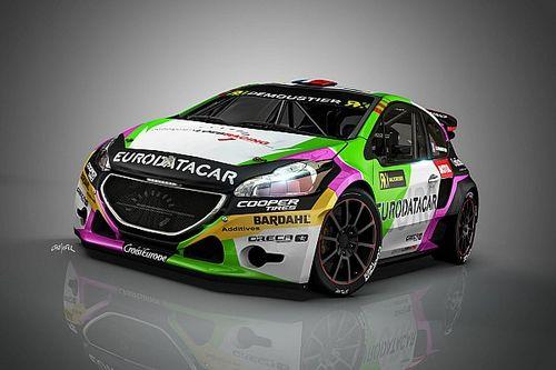 El equipo de Loeb llega al Mundial de Rallycross