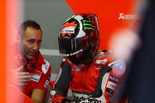"""Lorenzo: """"No estamos para el top 3 pero tampoco entre los tres peores"""""""