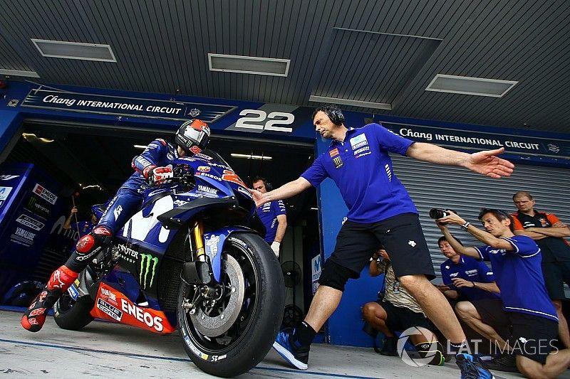 """Viñales: """"A Yamaha solo le pido la moto que llevé la primera vez"""""""