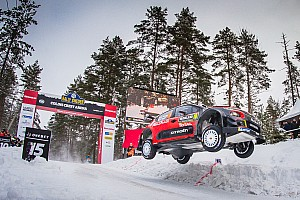 WRC Top List GALERI: Kumpulan foto terbaik WRC Swedia