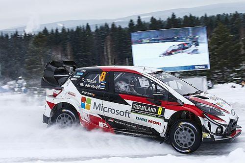 Al-Attiyah, cerca de correr en el WRC con Toyota