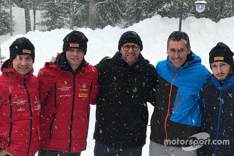 Anche Bottarelli e Oldrati al via del Rally di Svezia nel WRC