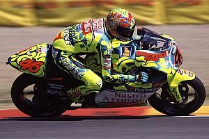 De 24 GP-seizoenen van Rossi: Alle motoren van The Doctor