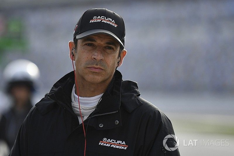 """Castroneves vows to race in Indy 500 """"for next few years"""""""