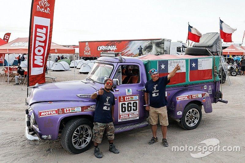 GALERÍA: Lo mejor de la Etapa 10 del Dakar