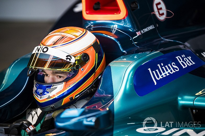NIO signs Tincknell as simulation development driver