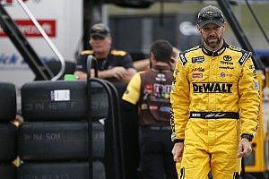 Matt Kenseth disqualified after crash, ending championship hopes