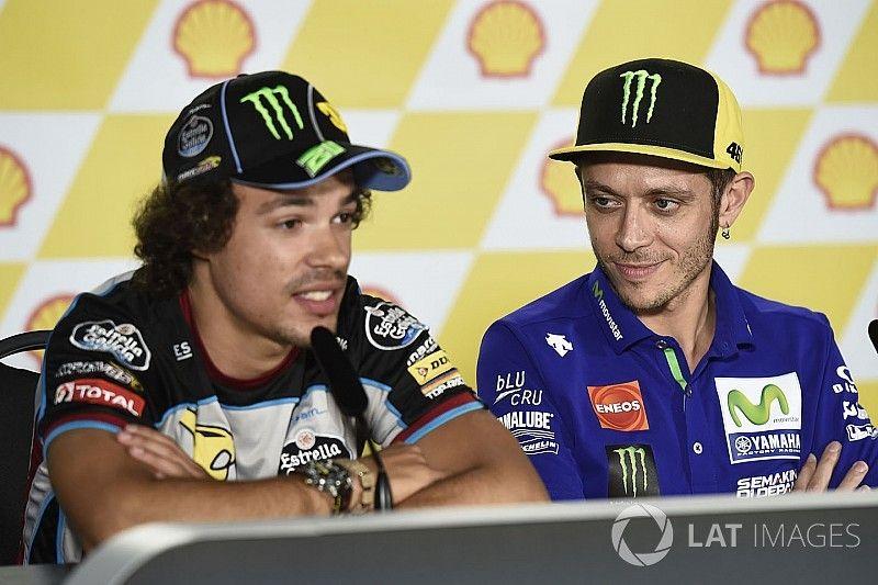 Rossi considera que Morbidelli será competitivo en 2018