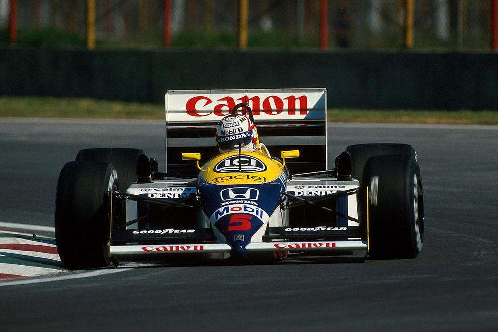Mansell: Pilotos de hoje nunca saberão como é um verdadeiro carro de F1
