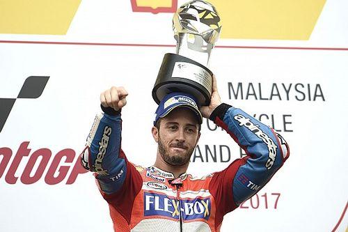 Как Дови получил последний шанс. Все события Гран При Малайзии