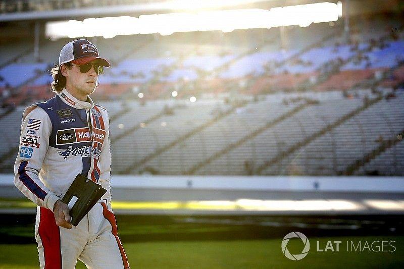 Blaney quiere hacer el doblete de Indy 500 y la Coca-Cola 600